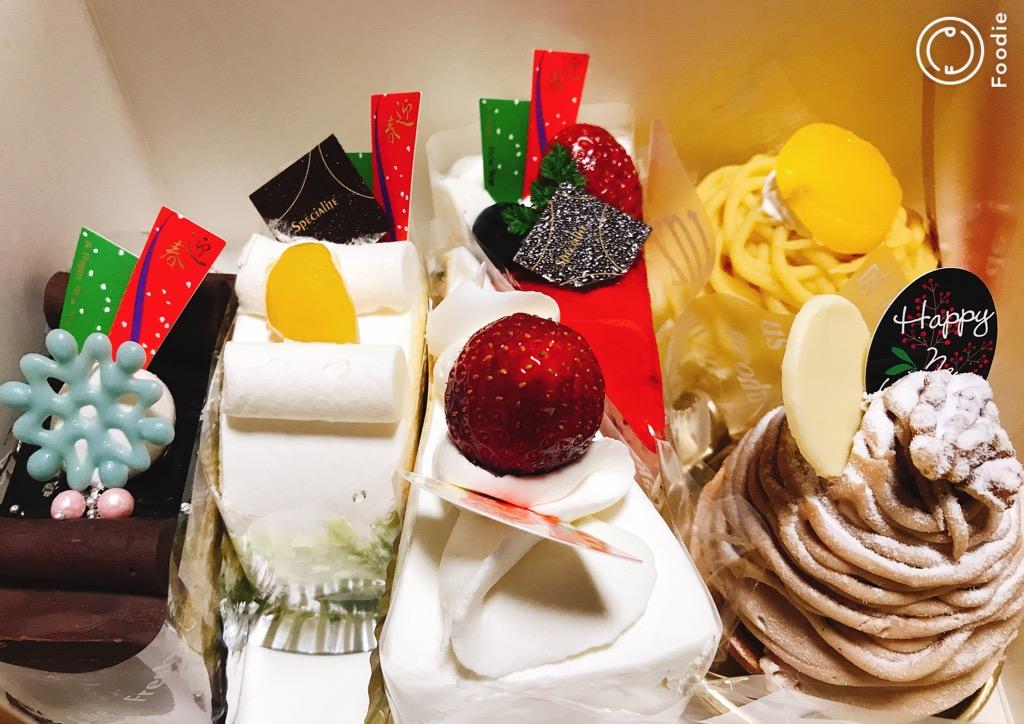 杵屋のケーキ